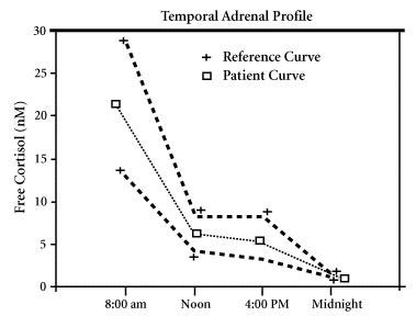 My Adrenal Stress Index (ASI) Test Results