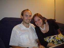 My sister Lindsay and myself