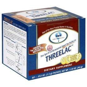 Threelac - Live Lactic Acid Bacteria Supplement