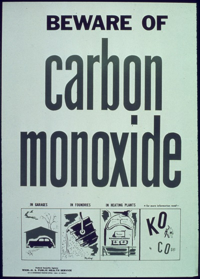 The health effects of carbon monoxide poisoning