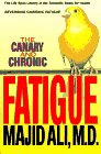 Dr. Majid Ali's book - 'The Canary and Chronic Fatigue'