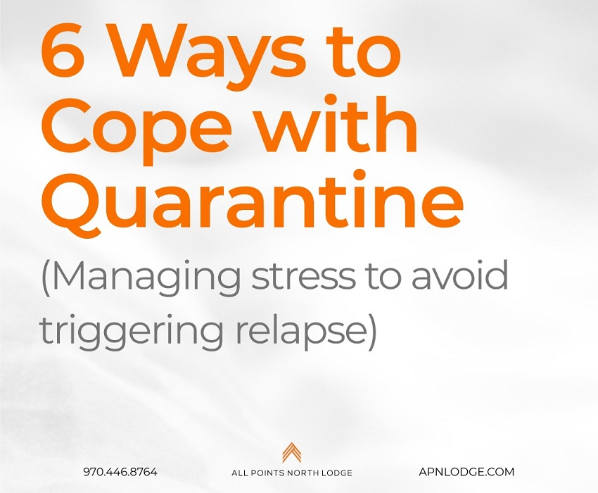 6 Ways to Cope with Quarantine