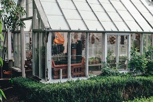 Large home greenhouse