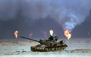 Chemical exposures during the Gulf War