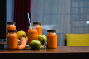 Carrot And Citrus Juice