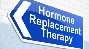 Hormone Replacement Therapy Sign
