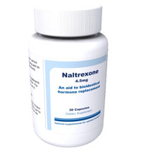 starting dose of naltrexone