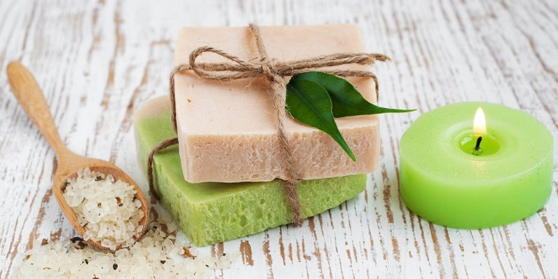 Natural Kratom Herbal Soaps & Candle
