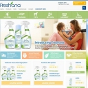 Freshana Front Page Capture