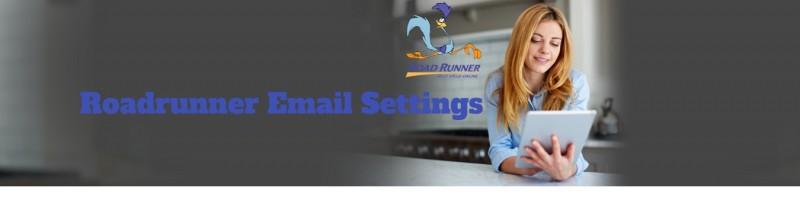 roadrunner emails settings