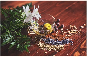 Top superfoods being used to make tea