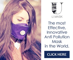 U.Mask: The Most Effective, Innovative, Anti-Pollution Mask in the World