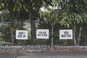 Positive Message Signs