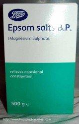 Epsom Salts (Magnesium Sulfate)