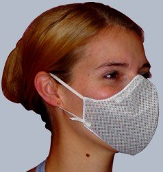 I Can Breathe! - Honeycomb Mask with Classic Carbon Filter